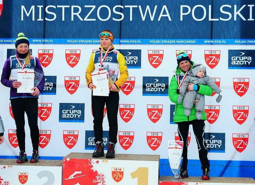 Monika Skinder to nowa Justyna Kowalczyk!? 16-latka mistrzynią Polski