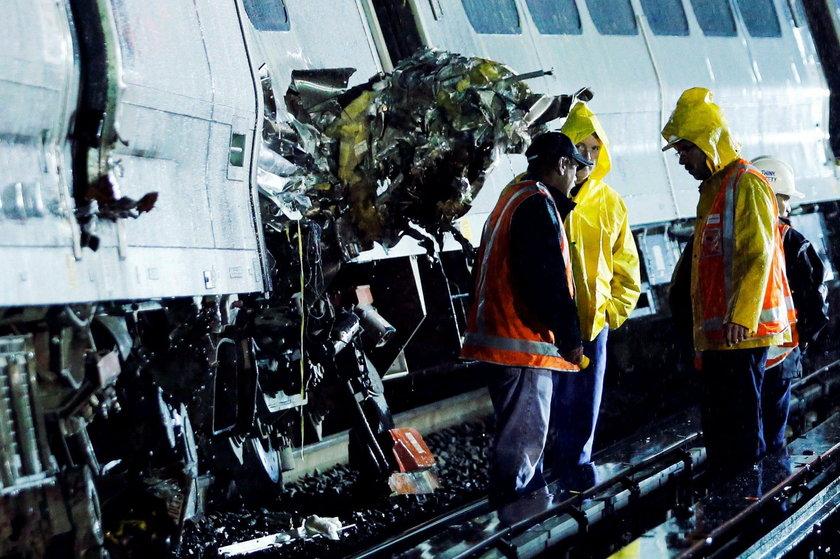 Życiu rannych nie zagraża niebezpieczeństwo