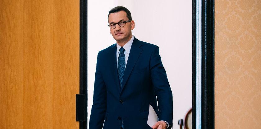 Spore premie w KPRM. Tyle Morawiecki zapłacił urzędnikom w czasie pandemii