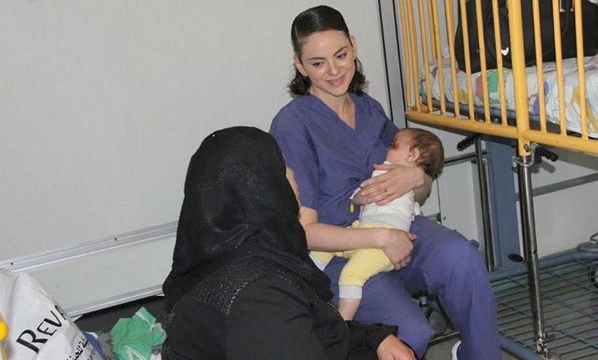 Piękny gest pani Uli. Pielęgniarka poruszyła cały świat