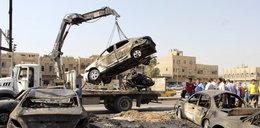 Śmierć na ulicy. 8 samochodów-pułapek, 39 zabitych