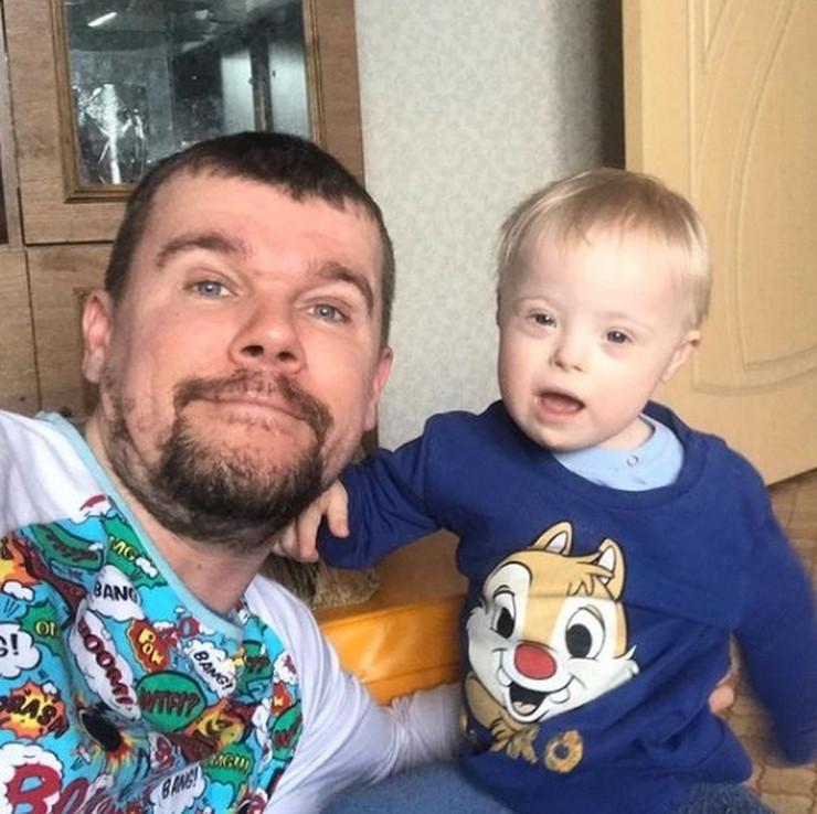 Evgenij sa sinom