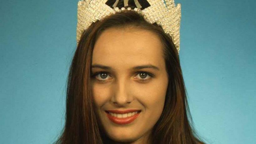 Agnieszka Kotlarska - Miss-Polski 1991
