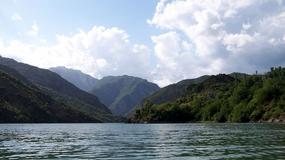 Jeziora i pustkowia Albanii
