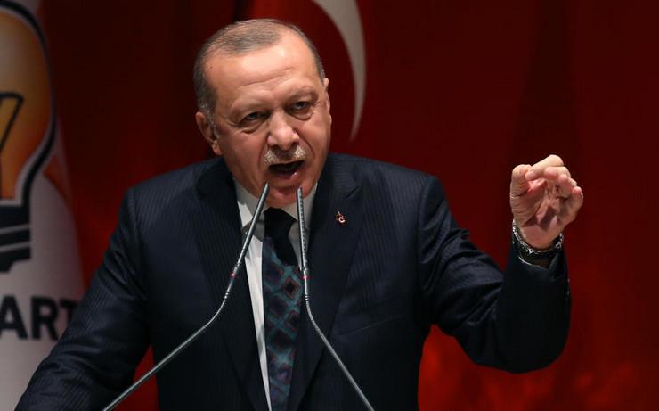 Redžep Tajip Erdogan epa str