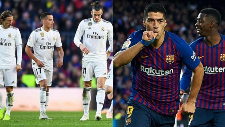 Head to head clashes between Real Madrid and Barcelona - Pulse Ghana 78017d368a4bd