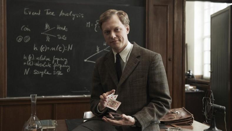 """Kadr z filmu """"Geniusze"""""""