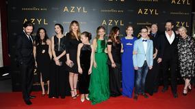 """Jessica Chastain i Daniel Bruhl na polskiej premierze filmu """"Azyl"""""""