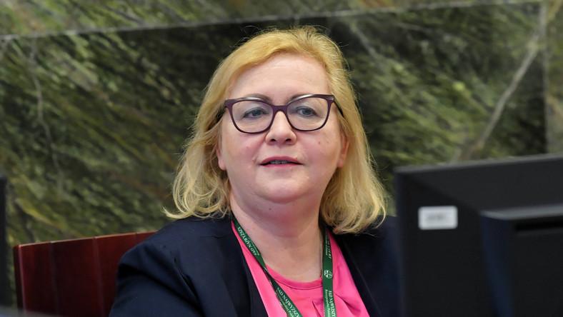 I Prezes Sądu Najwyższego Małgorzata Manowska
