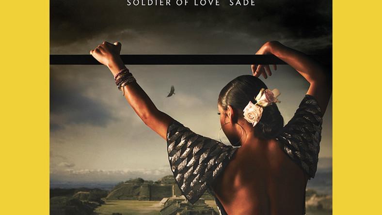 "Okładka płyty Sade ""Soldier of Love"""