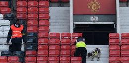 Słynne Old Trafford ewakuowane przez alarm bombowy!
