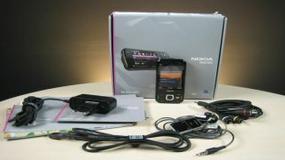 Wyszukiwarka w telefonie Nokia E55