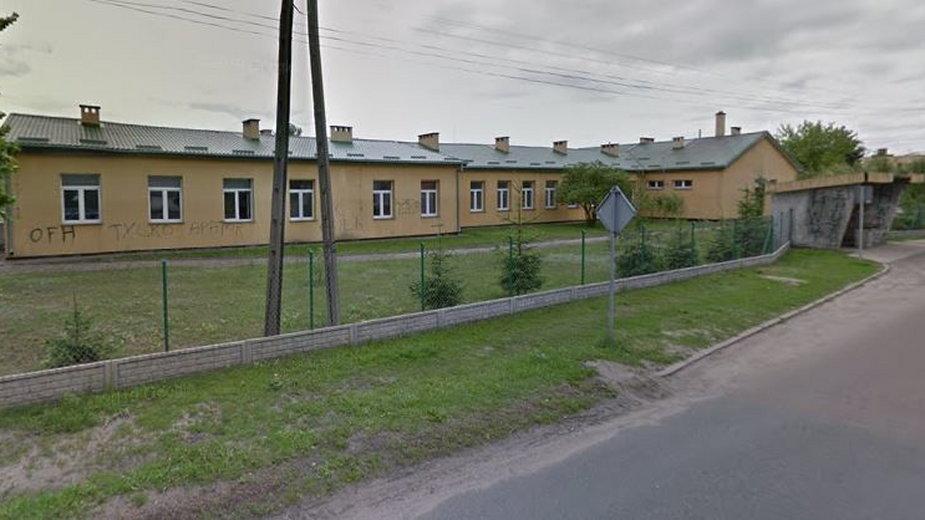 Szkoła w Osieku nad Wisłą