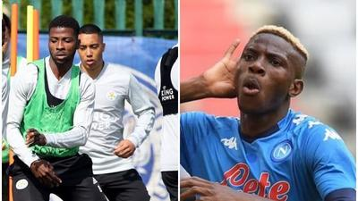 Europa League Draw: Ndidi, Iheanacho to clash with Osimhen and Victor Moses in Group C