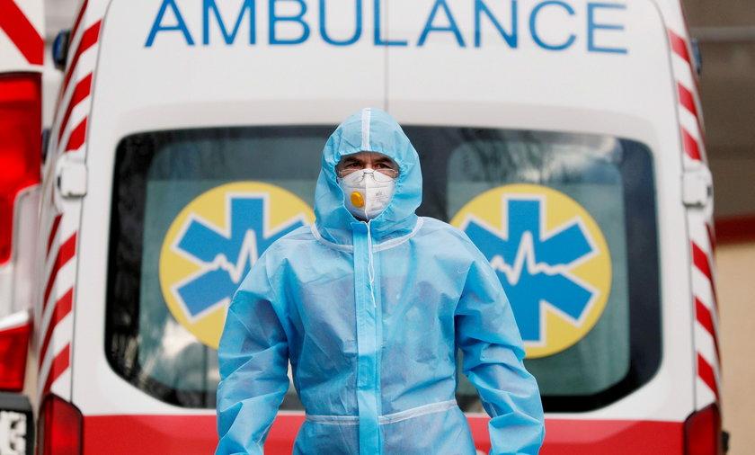 Koronawirus w Polsce. Mało zakażeń. Liczba zgonów na wysokim poziomie