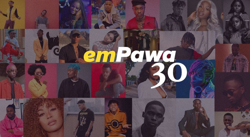 Mr. Eazi unveils The #emPawa30