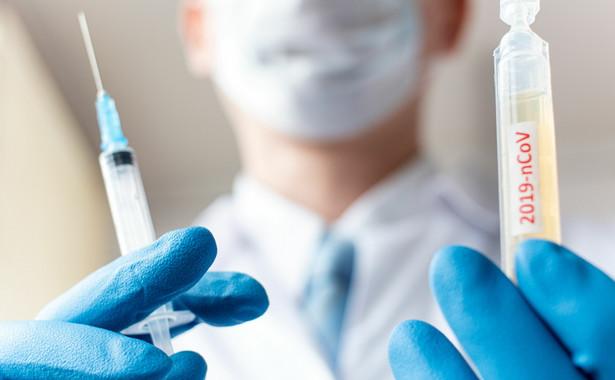 Szczepionka przeciwko koronawirusowi