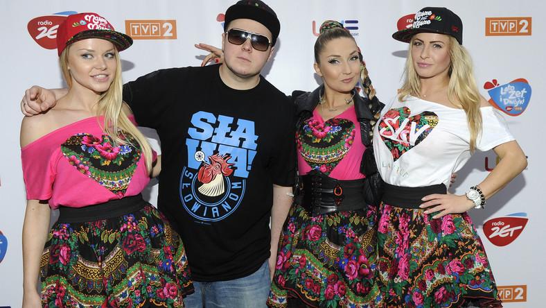 Aleksandra Ciupa, Donatan, Cleo, Paula Tumala