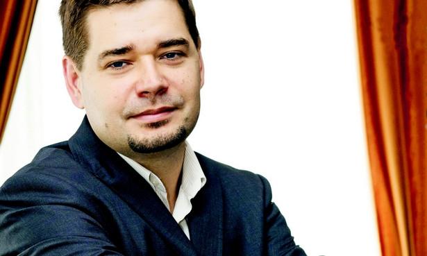 dr hab. Michał Królikowski, podsekretarz stanu w Ministerstwie Sprawiedliwości