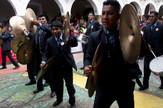 Bolivija karneval AP