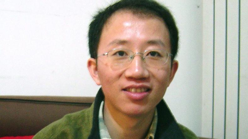 Czołowy chiński dysydent Hu Jia wyszedł na wolność