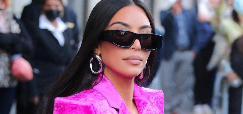 Kim Kardashian znów szokuje! Śmieje się z Kanye Westa i swoich sióstr