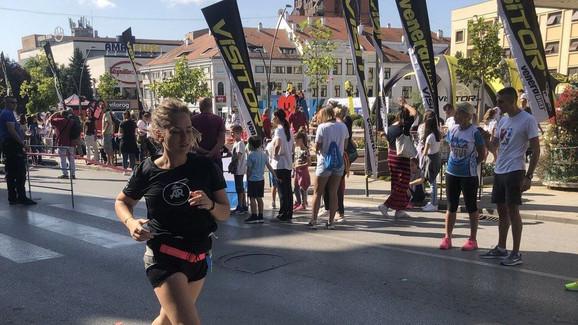 Beograđanka se oporavila i počela da trči