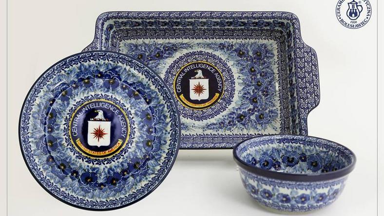 Ceramika Z Bolesławca Dla Cia Forbes