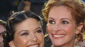 Julia Roberts i Catherine Zeta-Jones przyjaciółkami