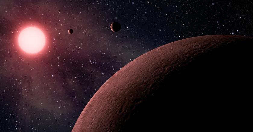 NASA odkryła 219 nowych planet. Dziesięć z nich jest podobnych do Ziemi.