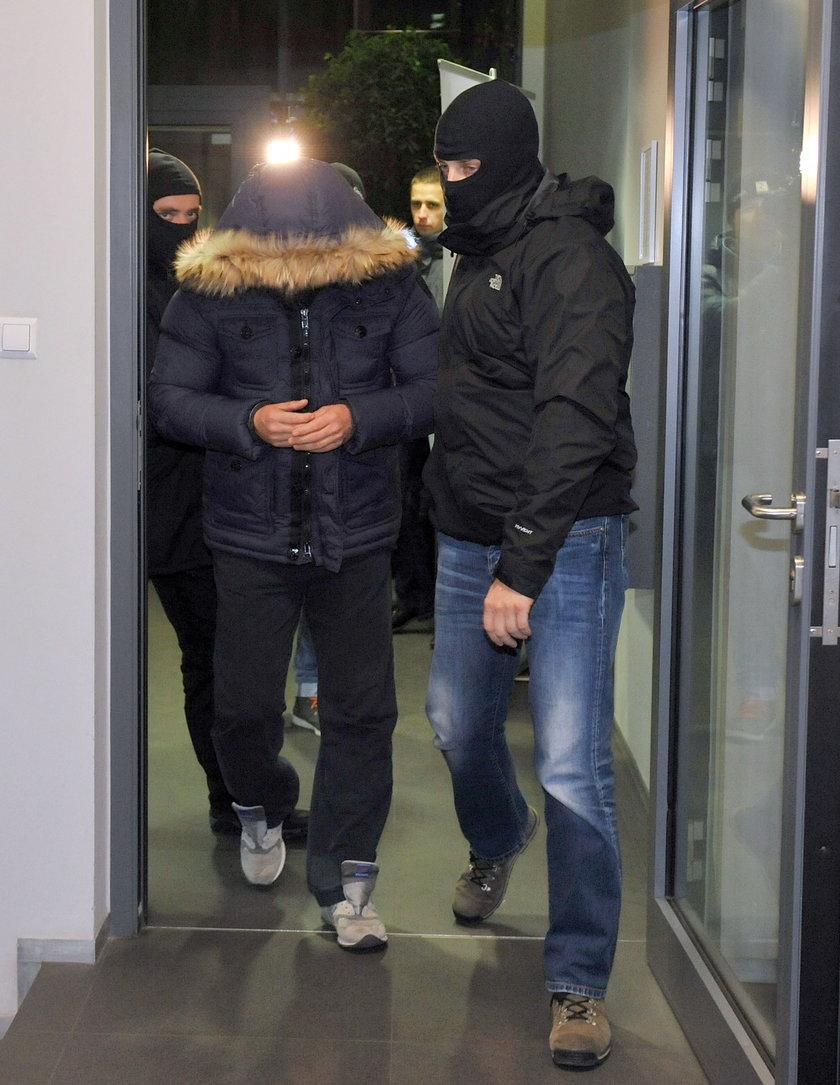 Prokuratura zwolniła z aresztu