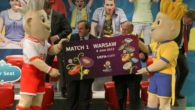 UEFA ukrywa dane o sprzedaży iletów na Euro 2012
