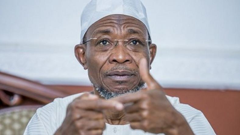 Interior Minister Rauf Aregbesola (Punch)