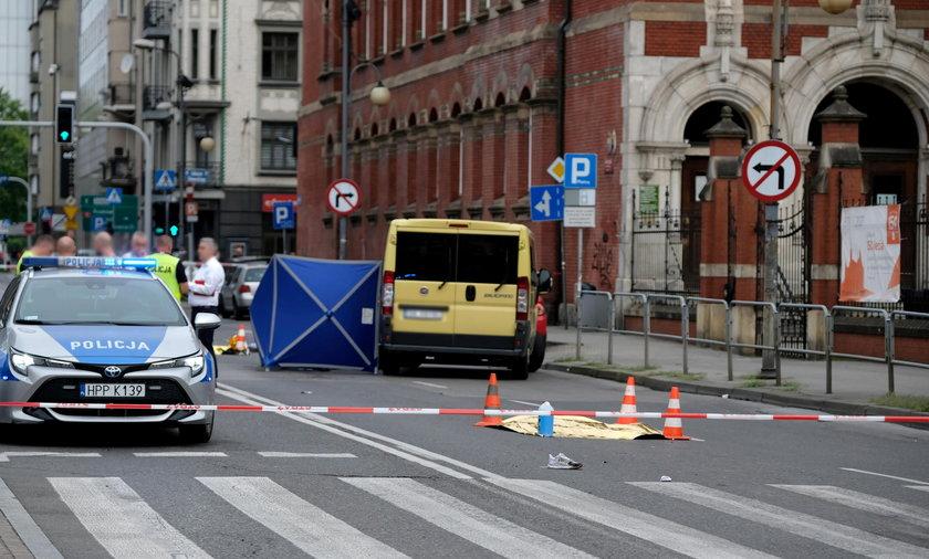 Katowice. Założono zbiórkę na pomoc prawną dla kierowcy autobusu, który przejechał 19-letnią Basię