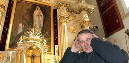 Bezbożnicy okradli Matkę Boską