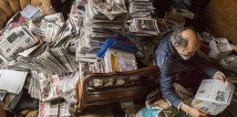 Tak wygląda życie pośród śmieci. Szokujące zdjęcia