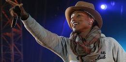 Koncert Pharrella Williamsa w Warszawie odwołany!