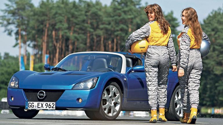 Opel Speedster Turbo - mały, lekki, szalony!
