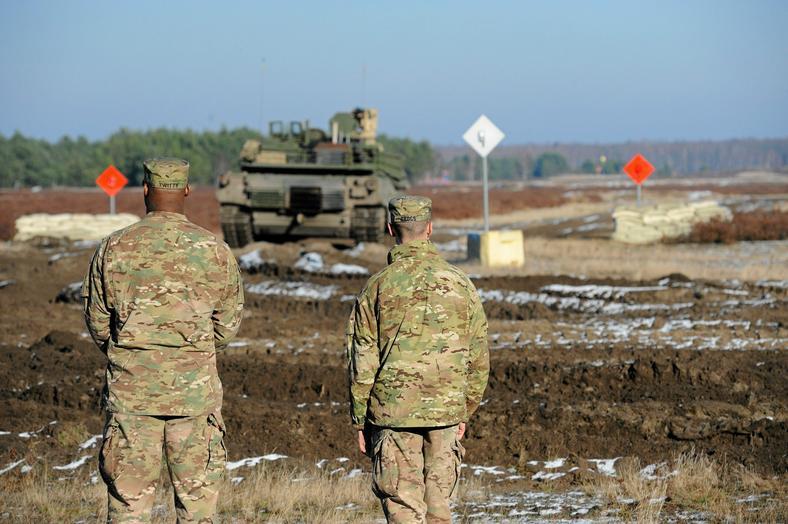 Według planów MON w skład OT weszłoby kilkanaście tysięcy zawodowych żołnierzy