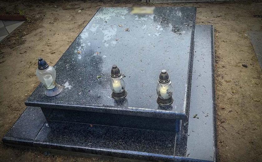 Kamieniarz ukradł nagrobek z cmentarza i sprzedał swoim klientom
