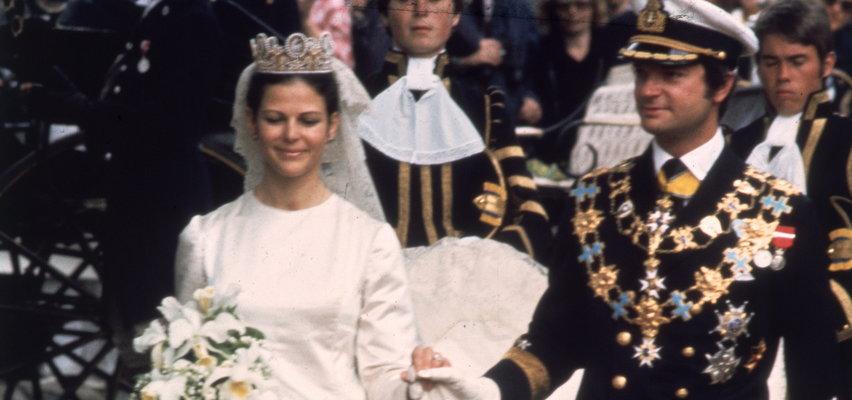 Jak władca Szwecji zakochał sięw hostessie? Niezwykła historia miłości króla Karola Gustawa