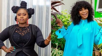Lydia Forson takes on Selassie Ibrahim for 'insulting' Ghanaian full-time actors