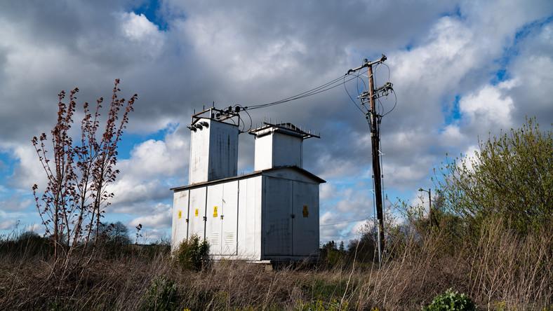 Stacja transformatorowa