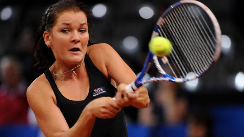 Agnieszka Radwańska awansowała w rankingu