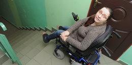 Złodziej zwyrodnialec. Okradł niepełnosprawną panią Magdalenę