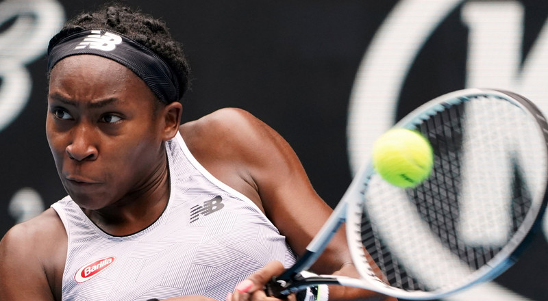 15-year-old Coco Gauff says she 'still needs practice' before getting her driver's license after astounding comeback win at Australian Open