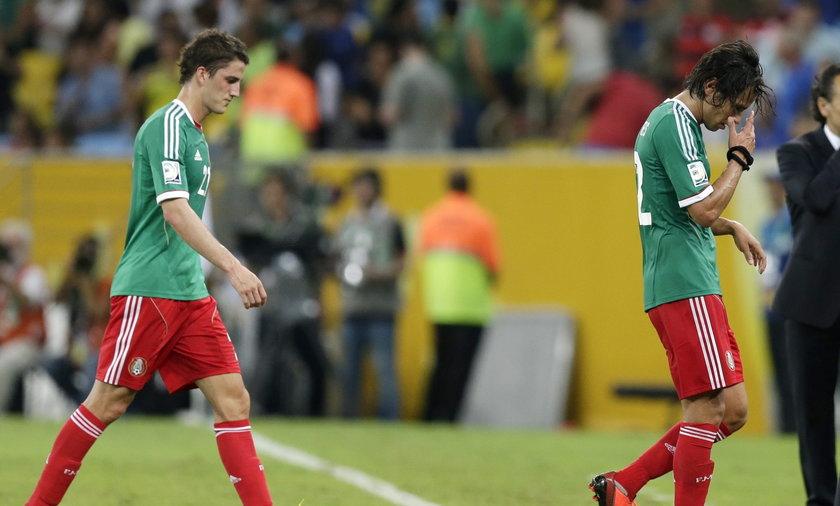 Meksyk, Włochy, Puchar Konfederacji