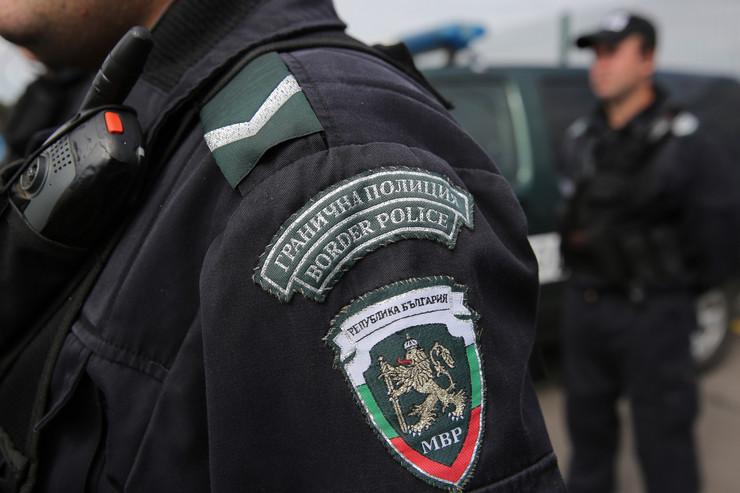 Bugarska policija