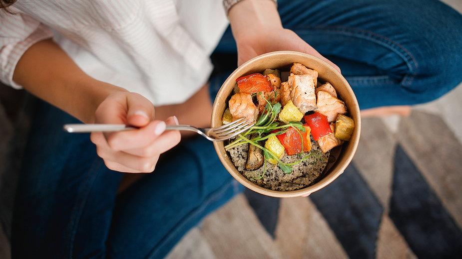 Dbaj o prawidłowe komponowanie swoich posiłków