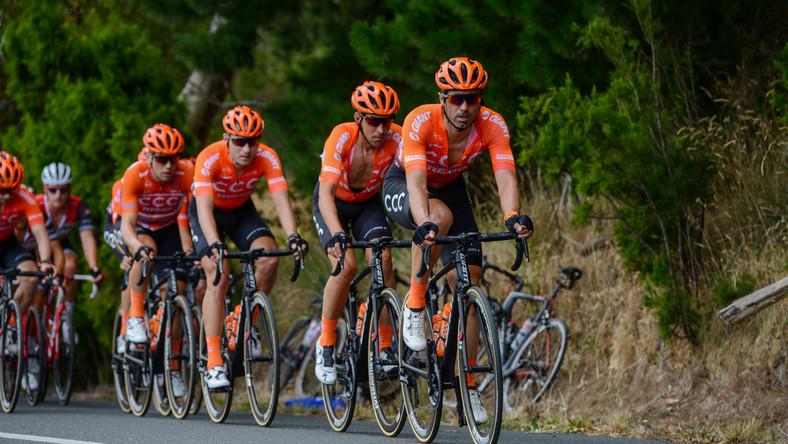 6ca1df1e Giro d'Italia 2019: CCC Team liczy na sukcesy w legendarnym wyścigu ...